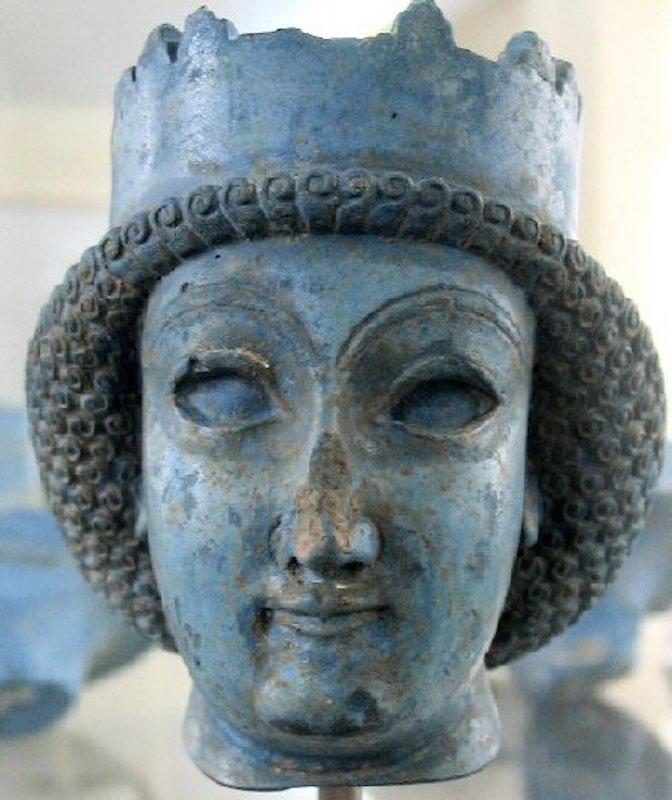 Персидская царица, вероятно, Атосса (род. около 550 г. до н.э.)