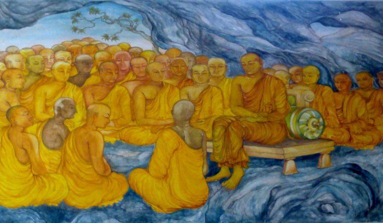 Первый буддийский совет