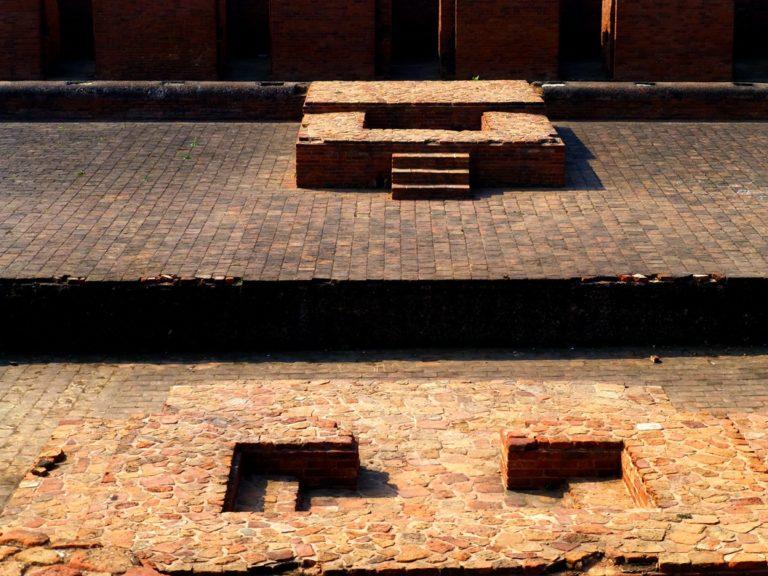 Платформа для преподавания в Наланде. Бихар