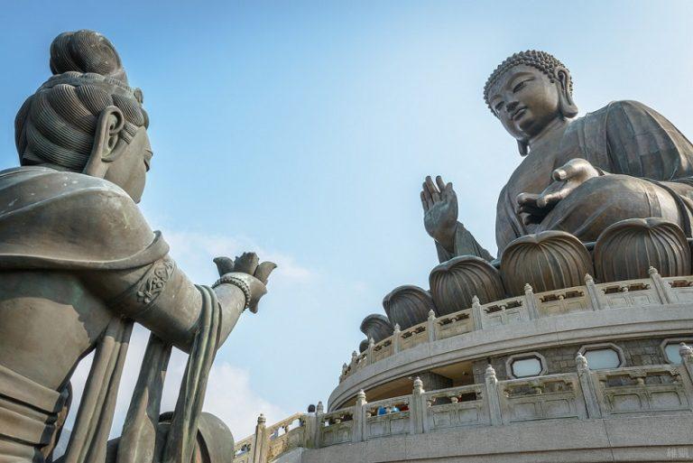 Подношение Большому Будде
