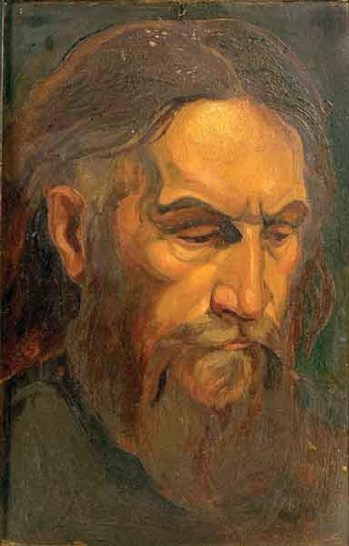 Портрет о. Сергия Булгакова