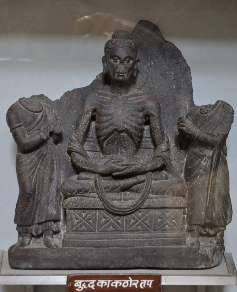 Постящийся Будда