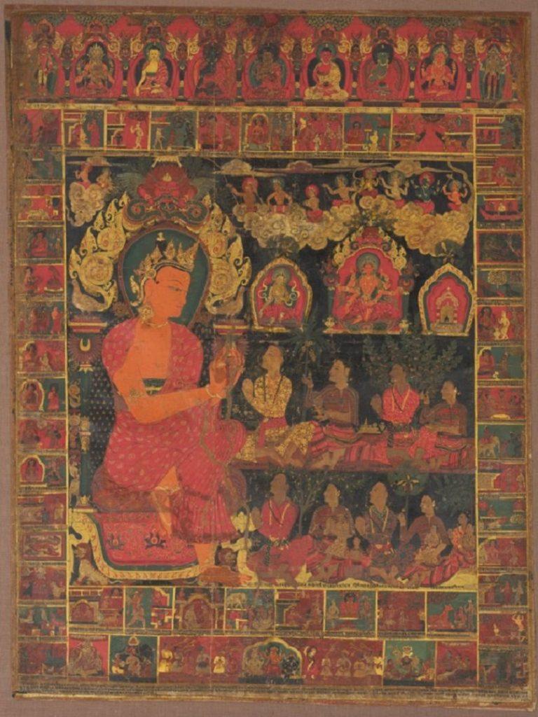 Поучения Будды. 1648 г.