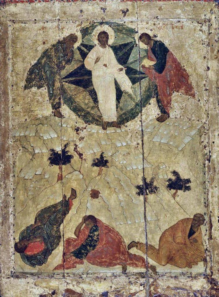 Преображение Господне. 1405 г.