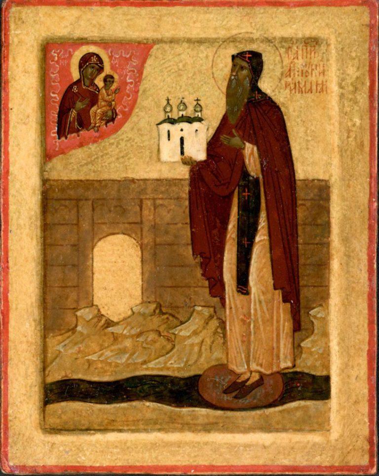 Преп. Антоний Римлянин