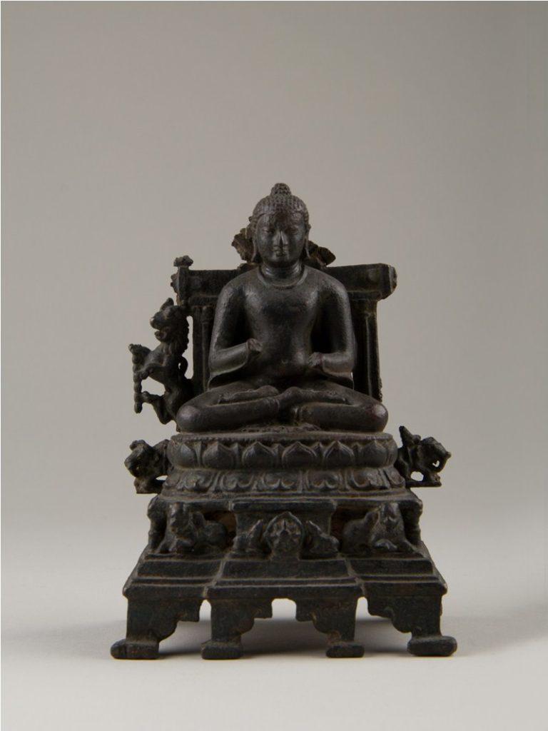 Проповедующий Будда. Индия, IX в.