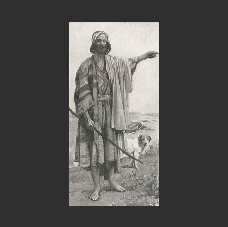 Пророк Амос. 1896–1902