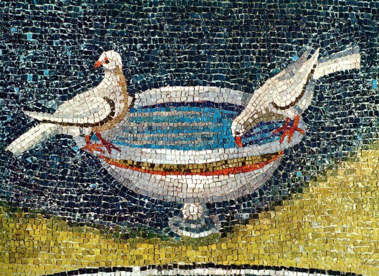 Птицы у источника