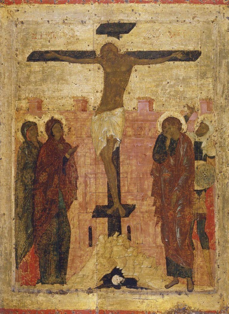 Распятие. 1405 г.