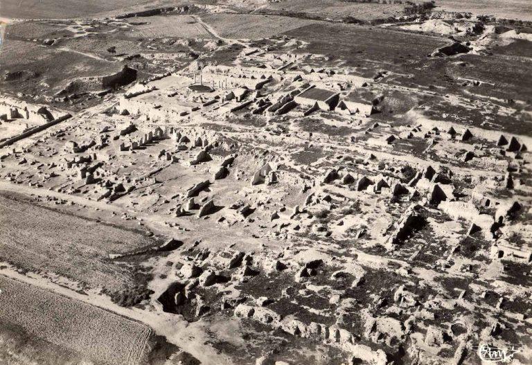 Римские виллы на месте древнего Карфагена