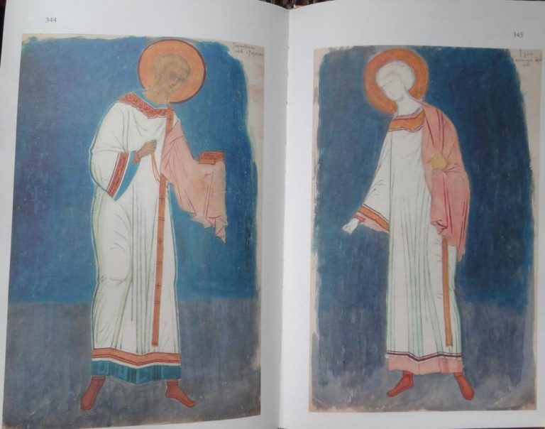 Рисунки М. Н. Соколовой