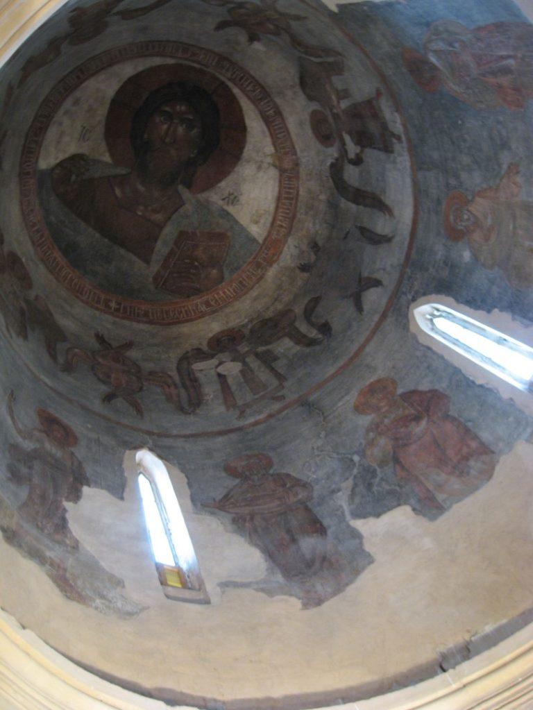 Роспись купола. 1378 г.