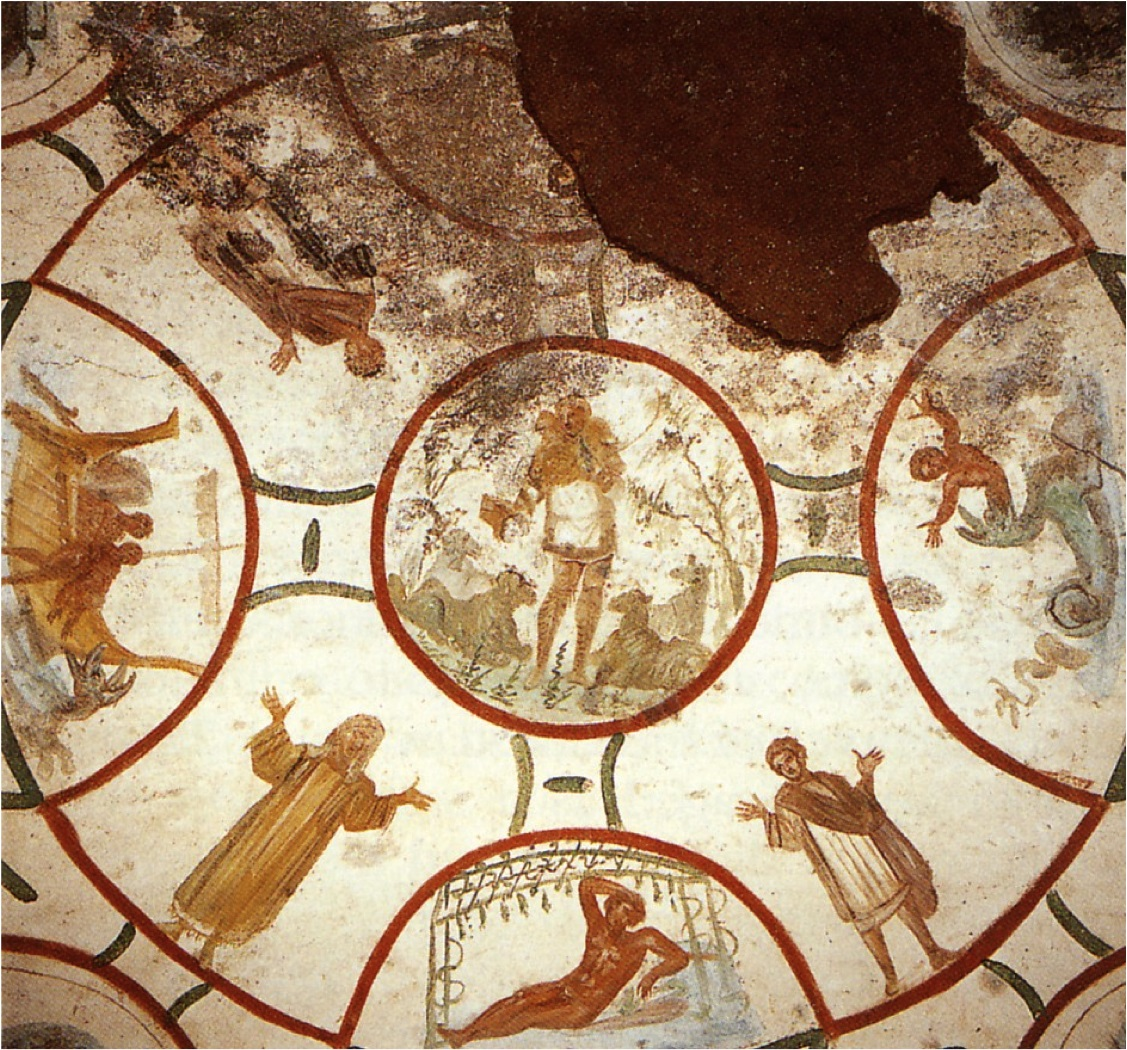 an overview of the catacombs and christian persecutions in rome