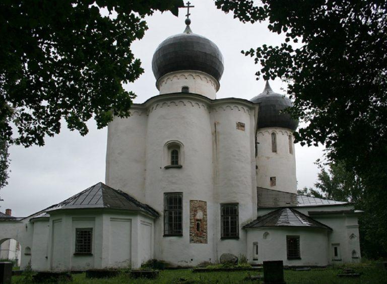 Рождественский собор Антониева монастыря