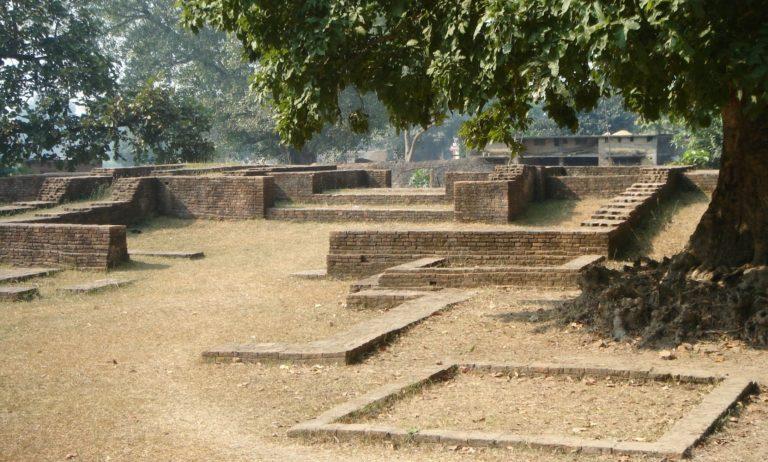 Руины Капилавасту – столицы царства шакьев (по версии непальцев)