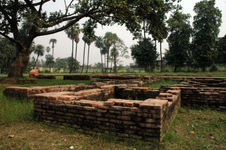 Руины Паталипутры