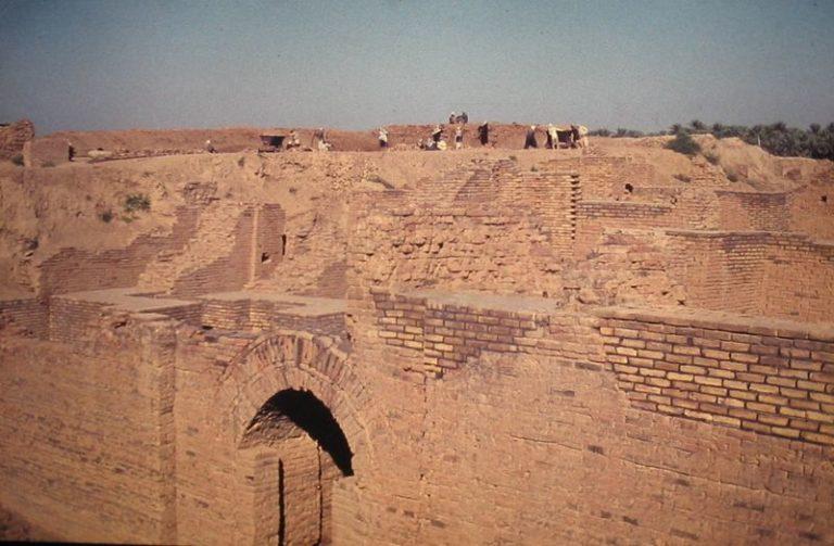 Руины Вавилона