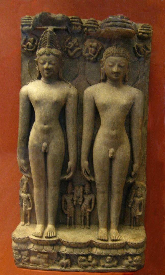 Рушабха и Махавира – основатели джайнизма. XI-XII вв.