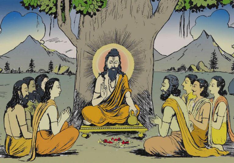 Шраманы в Древней Индии