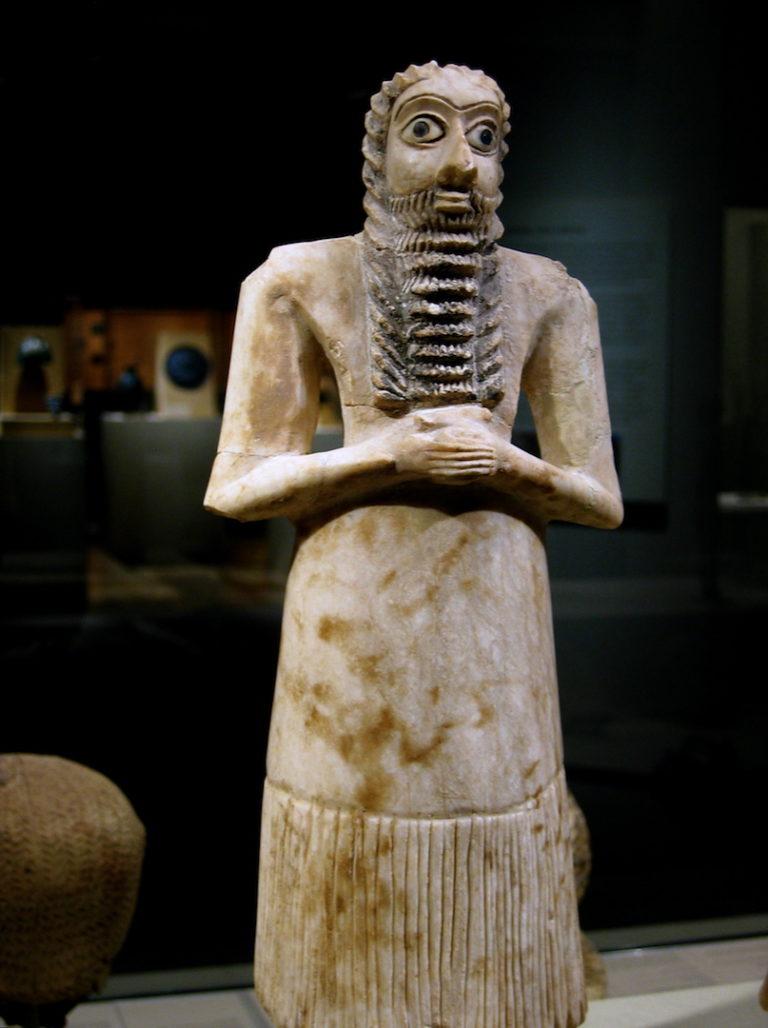 Адорант из Эшнунны. 2750—2600 гг. до н. э.
