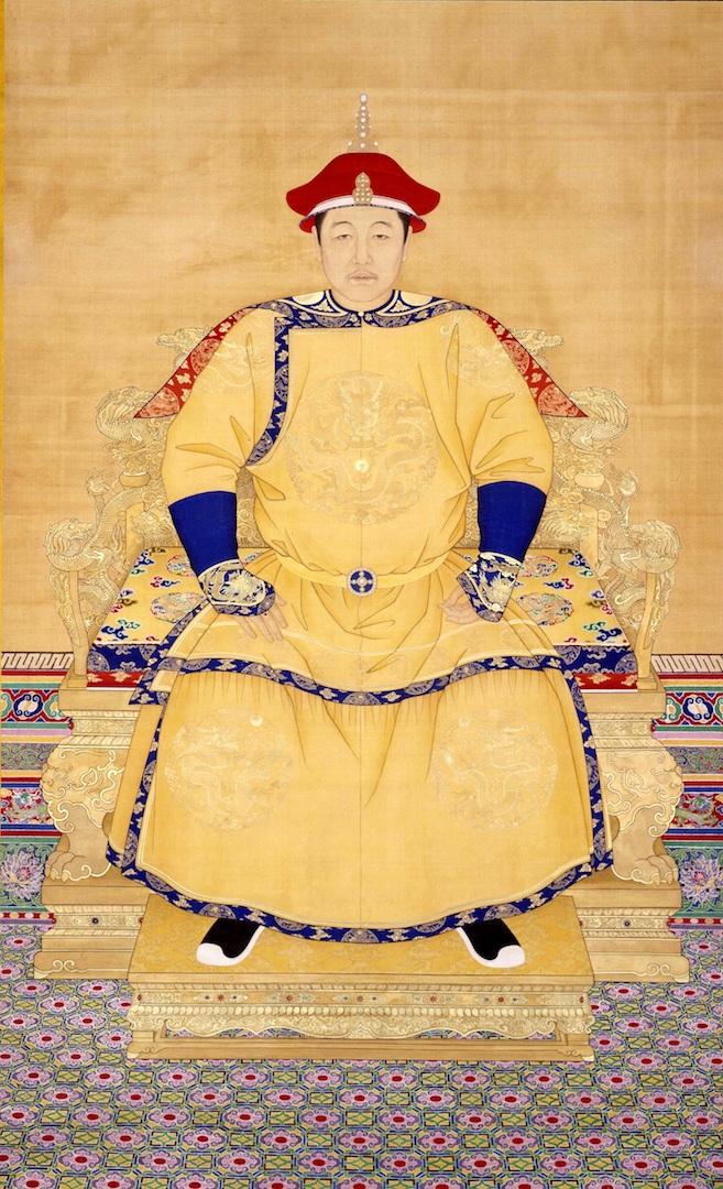 Шуньчжи (Айсиньгёро Фулинь, 1638—1661)