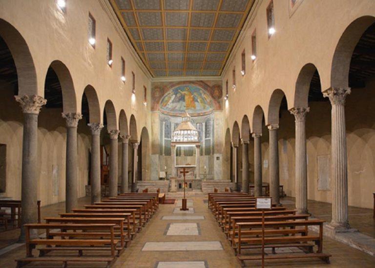 Сан-Джорджо-ин-Велабро. V в. Рим