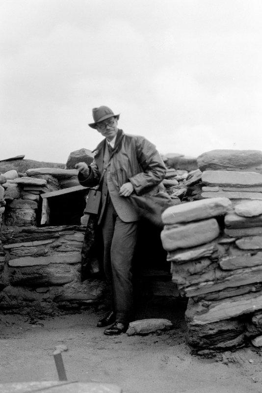 Сэр Вир Гордон Чайлд (англ. Vere Gordon Childe; 1892-1957)