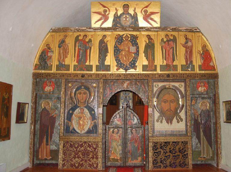 Серафимовский придел Троицкого собора