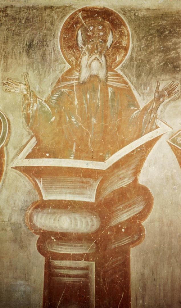 Симеон Дивногорец. 1378 г.