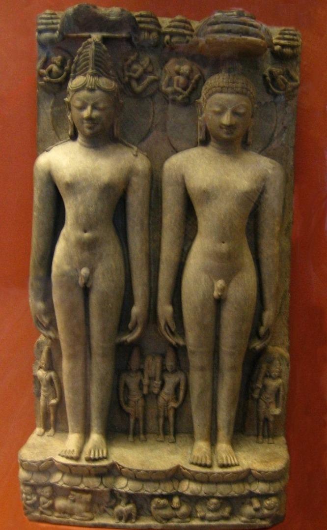 Основатели джайнизма. XI-XII вв.