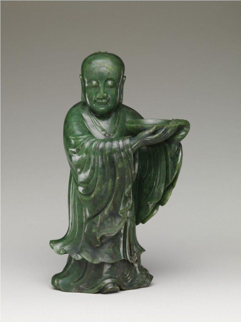 Служитель храма. Китай, XVIII–XIX вв.