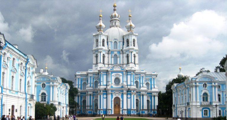 Смольный собор. 1746—1835
