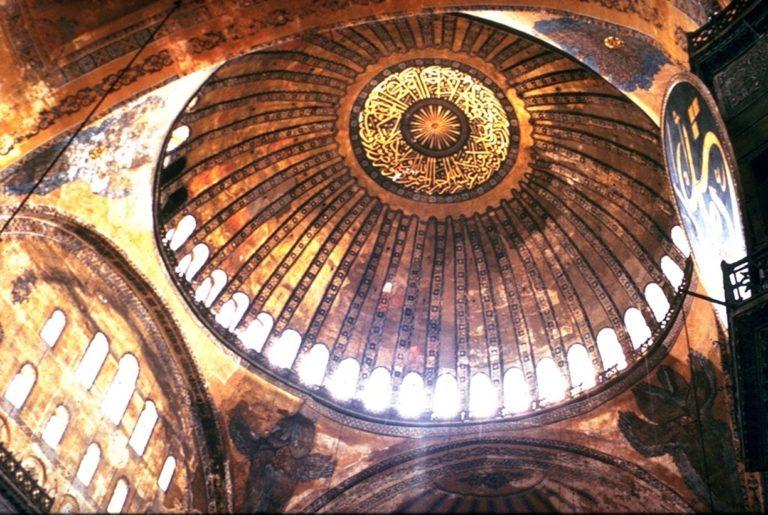 Собор св. Софии в Константинополе. 532—537 гг.