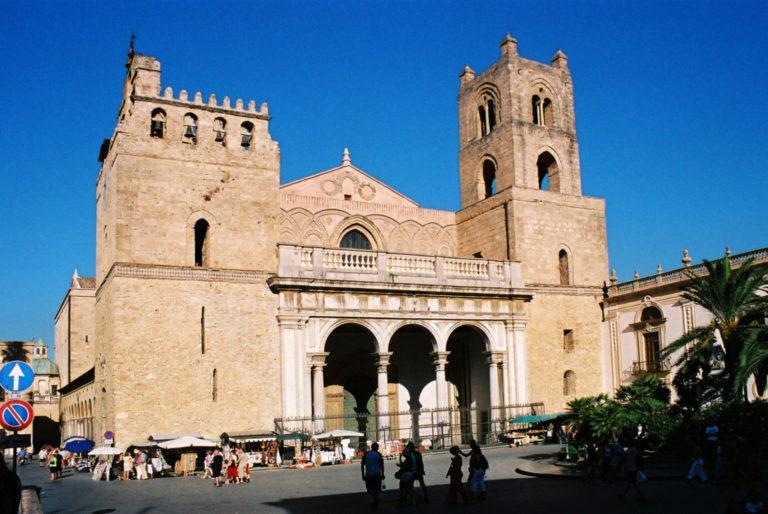 Собор в честь Рождества Пресвятой Богородицы г. Монреале. 1174—1267 гг.