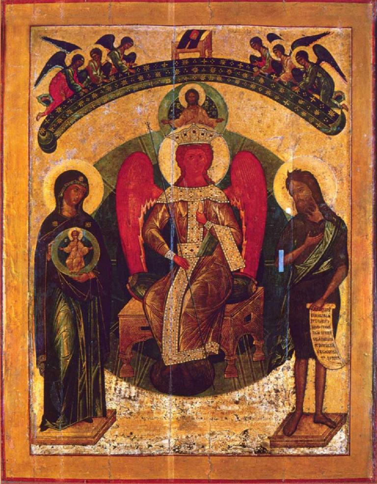 София Премудрость Божия. 2-я половина XVI в.
