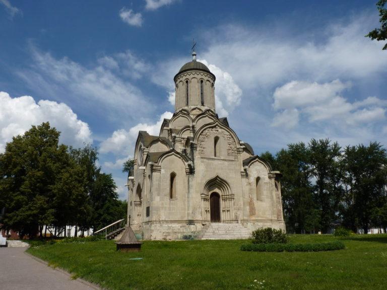 Спасский собор Спасо-Андроникова монастыря. 1390 – 1427 гг.