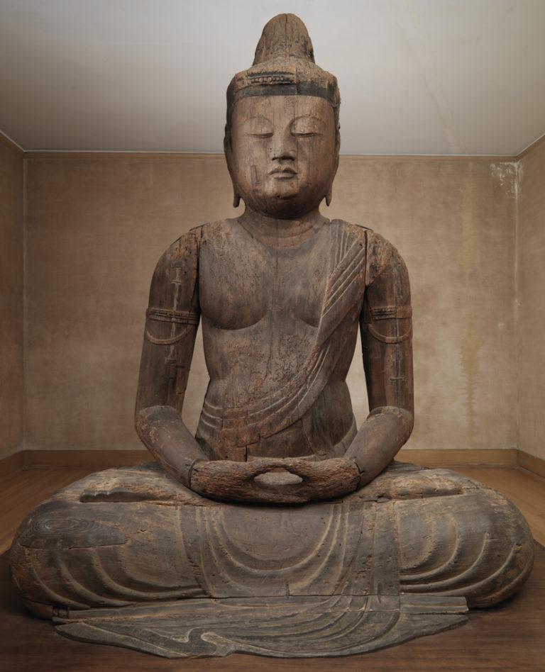 Статуя Будды. XII в.