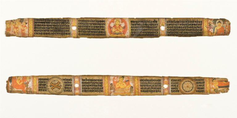 Сцены из жизни Будды. Ок. 1475