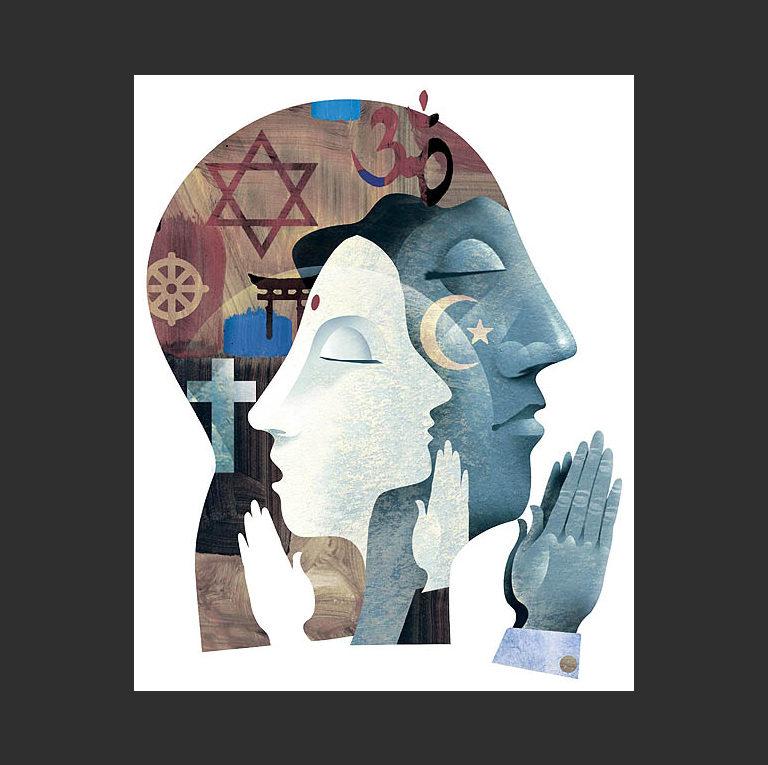 Существует множество непохожих религий, но немало и научных определений религии