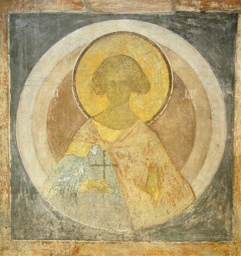 Св. Лавр. XV в.