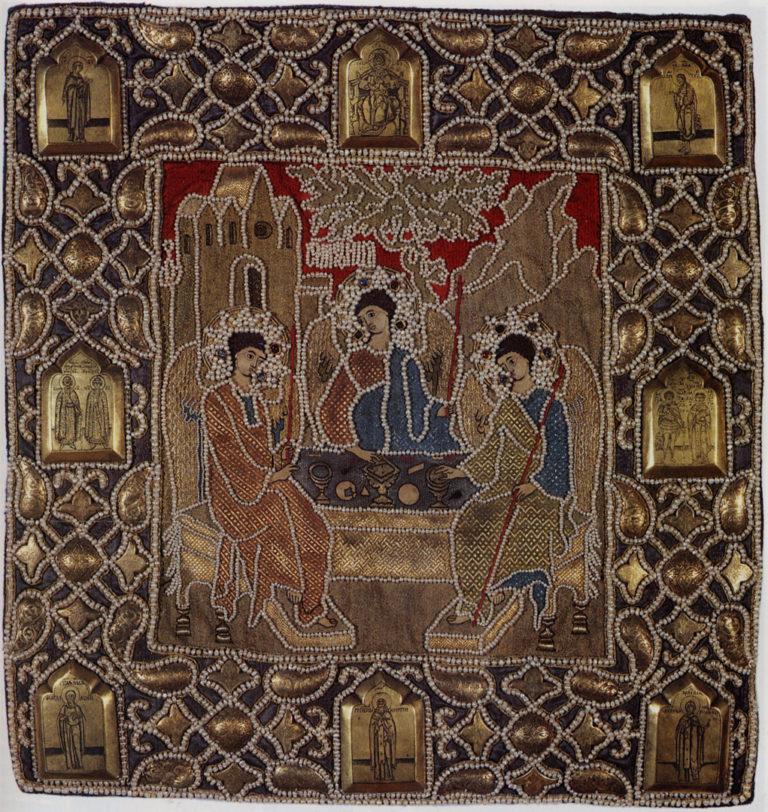 Св. Троица. 1598–1604.