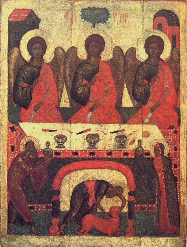 Св. Троица. XVI в.