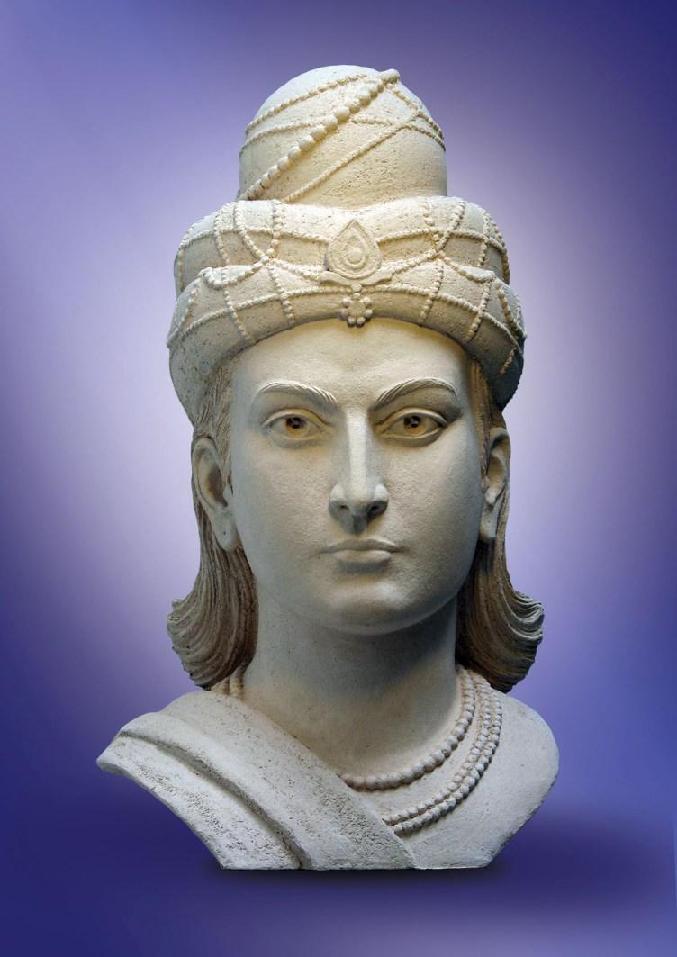 Царь Ашока Маурья