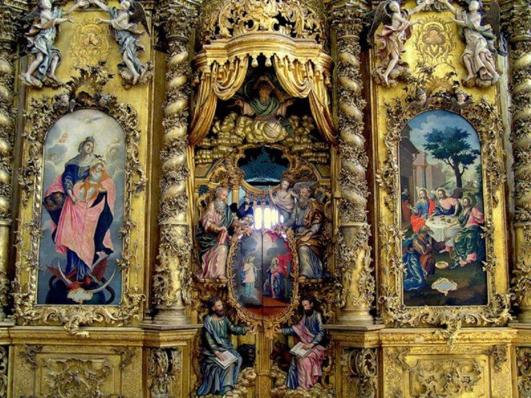 Царские врата Троицкого собора Троице-Глединского монастыря