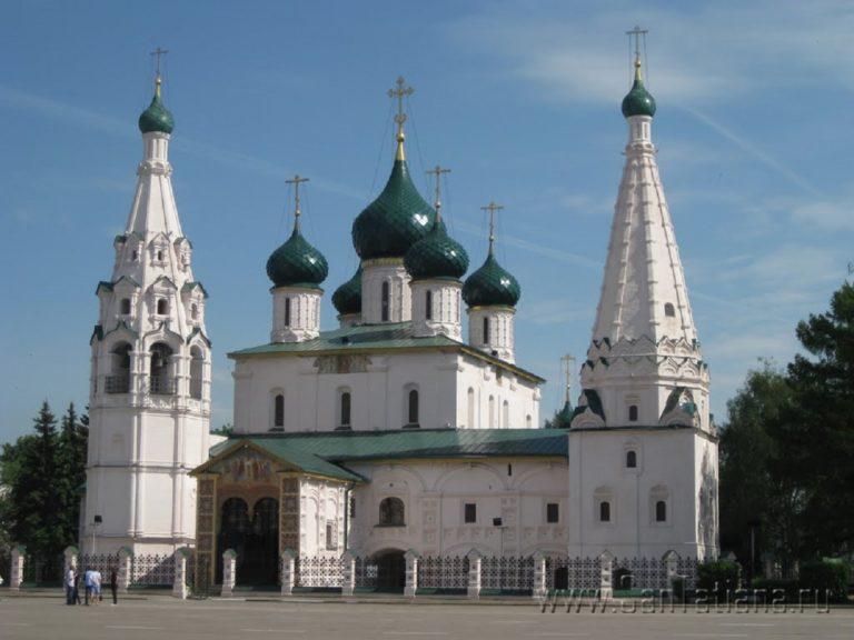 Церковь Ильи пророка. 1647—1650