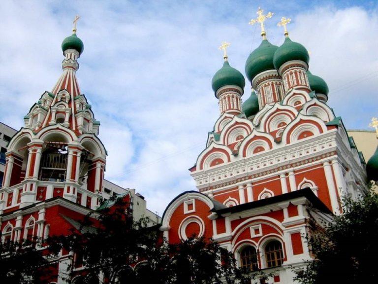 Церковь Св. Троицы в Никитниках. 1631-1634
