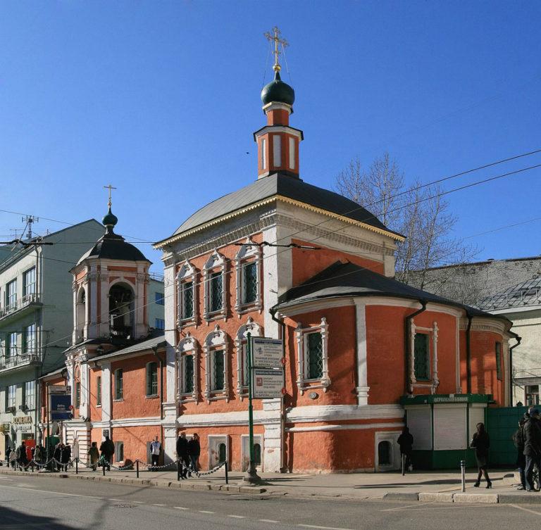 Церковь свт. Николая в Клённиках
