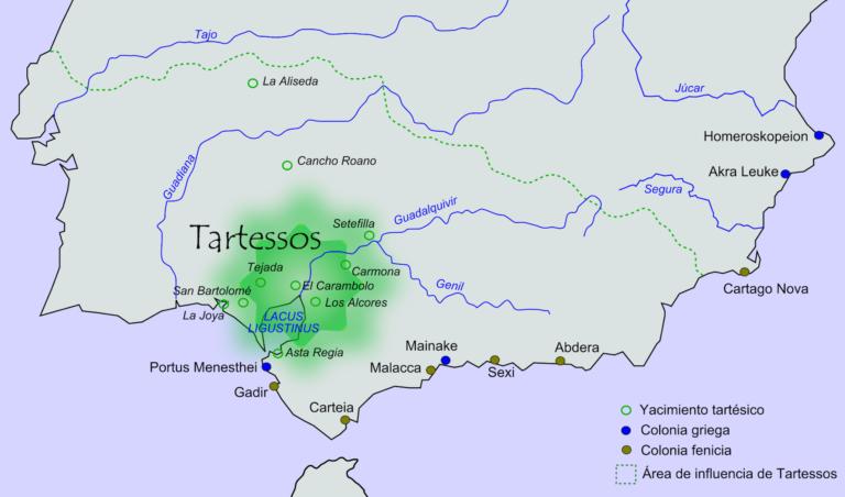 Тартесс (лат. Tartessus, исп. Tartessos). I тысячелетие до н. э.