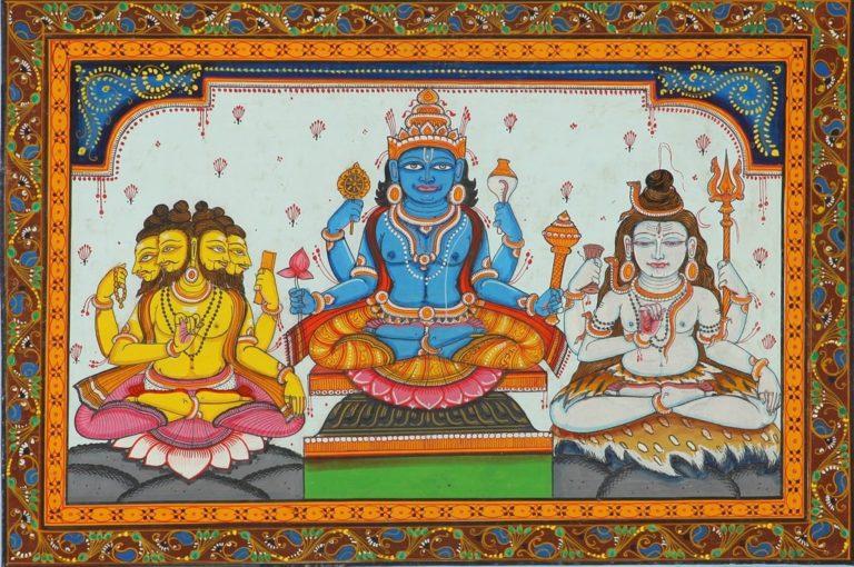 Тримурти – триада богов в индуизме