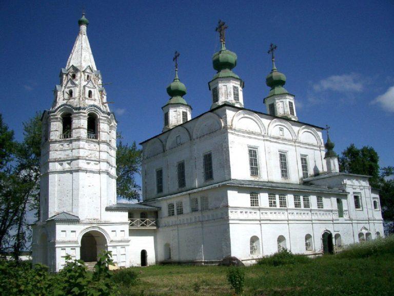 Троице-Глединский монастырь